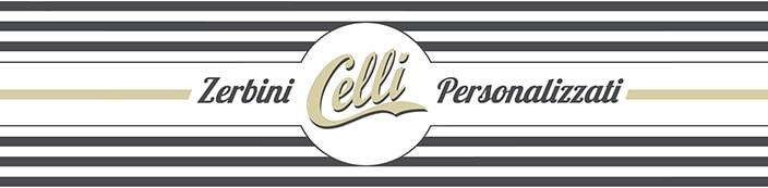 Zerbini Personalizzati Celli Logo