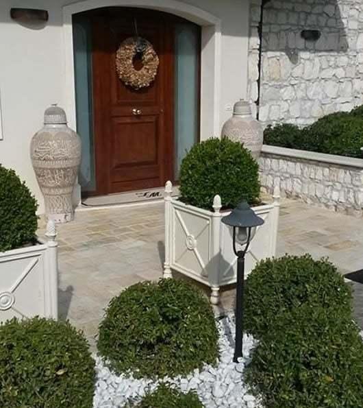 zerbino personalizzato per l'esterno di casa da Zerbini Personalizzati Celli
