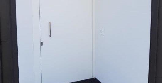 zerbino da esterno abitazione privata