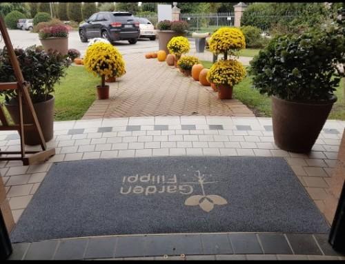 Zerbino personalizzato Garden Filippi