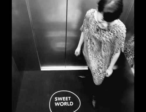 Zerbino personalizzato Sweet World